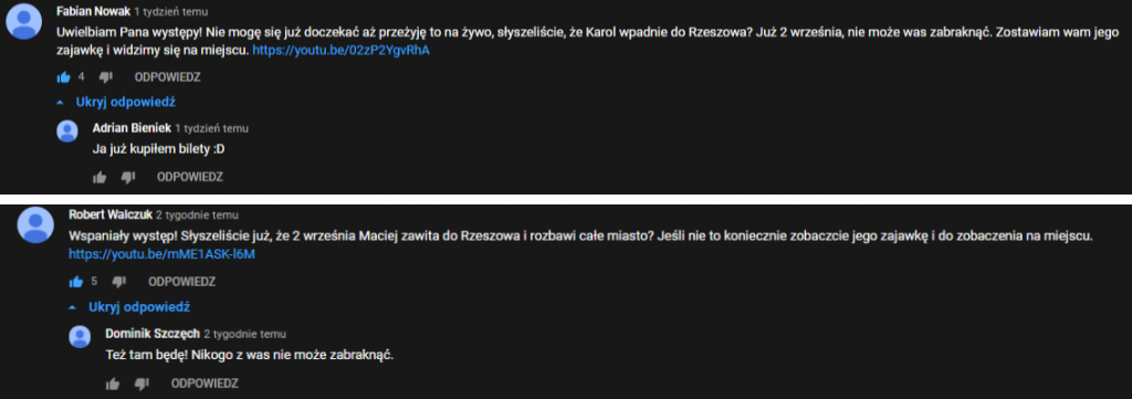 marketing szeptany na youtube